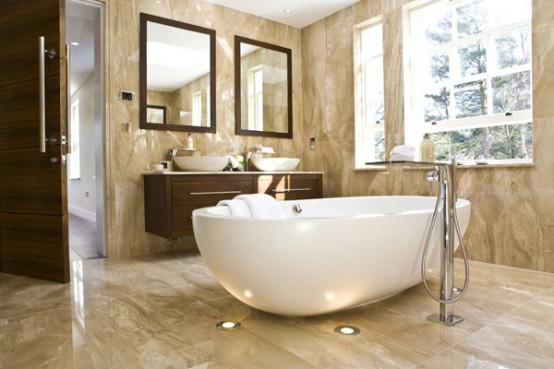 Trend 2012 Bathroom Interiors Design Ideas by Blanca Sanchez