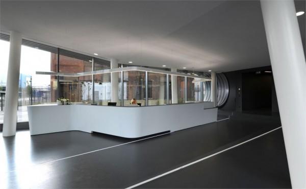 Umicore Office Building Interior