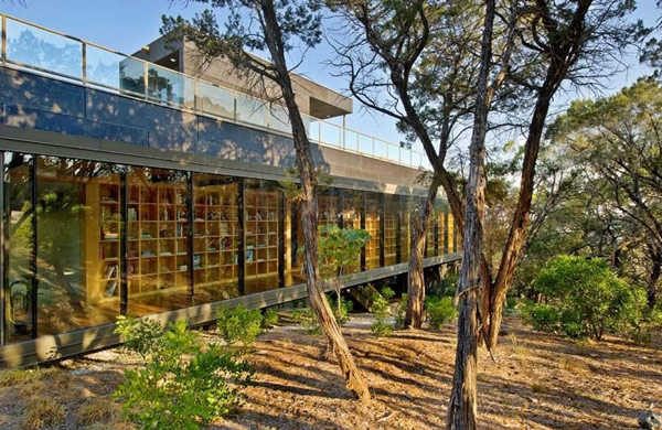 Wimberley House Cunningham Architects