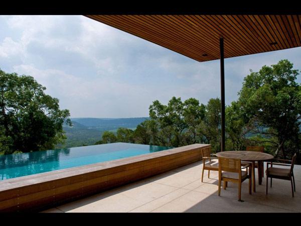 Wimberley House Luxury Outdoor Swimming Pool