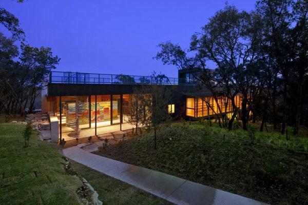 Wimberley House Modern Home Design