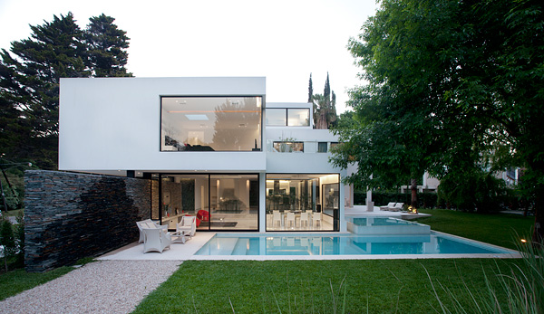 Amazing Carrara House in Argentina
