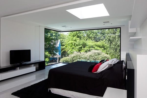 Amazing Carrara House Bed Room