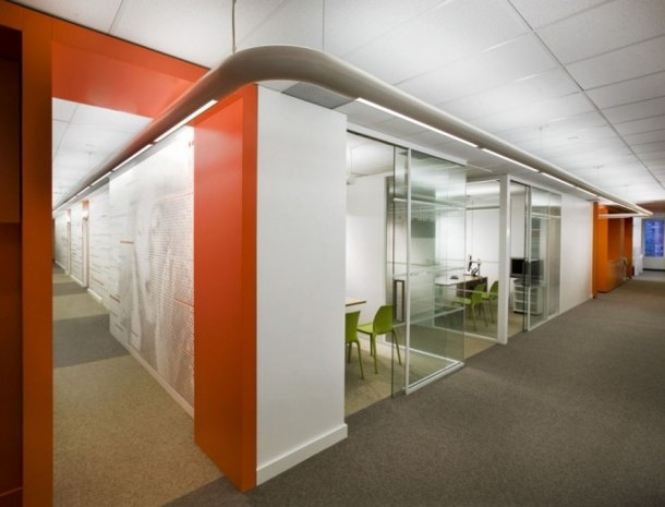 colorful office spaces