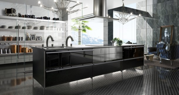 contemporary Japanese Kitchens Design