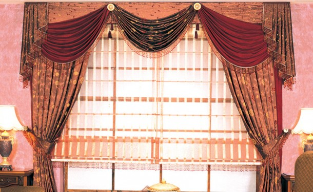 Unique designs Of curtains