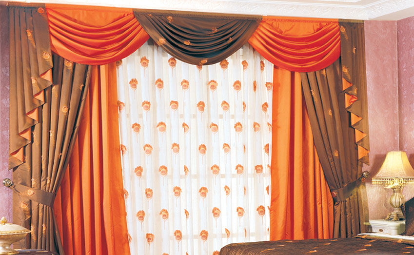Emejing Curtain Design Ideas Images Rugoingmywayus