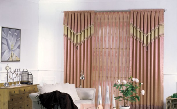 Curtain Design Ideas of the Era