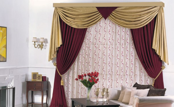 Modern Designs Of Curtains
