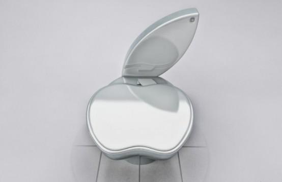 iPoo Toilet design