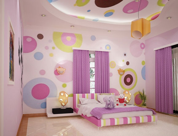 Creative Kids Interior Room Decoration