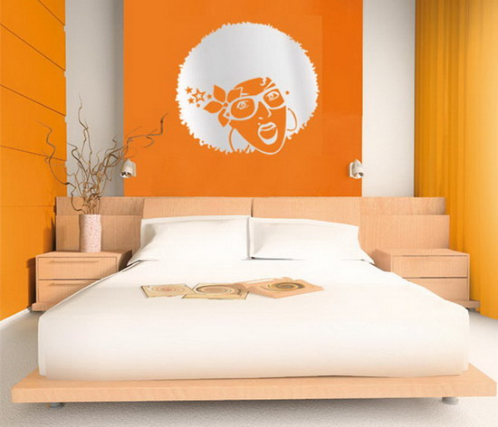beautiful wall stickers