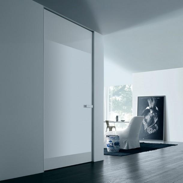 Door Aura designed by Rimadesio