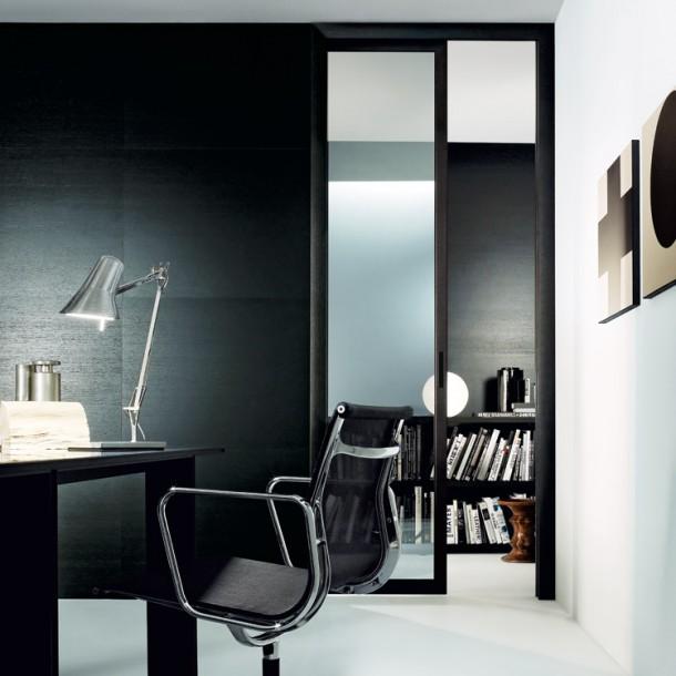 QUADRANTE Door designed by Rimadesio