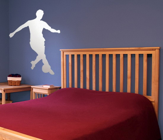 sporty wall decor