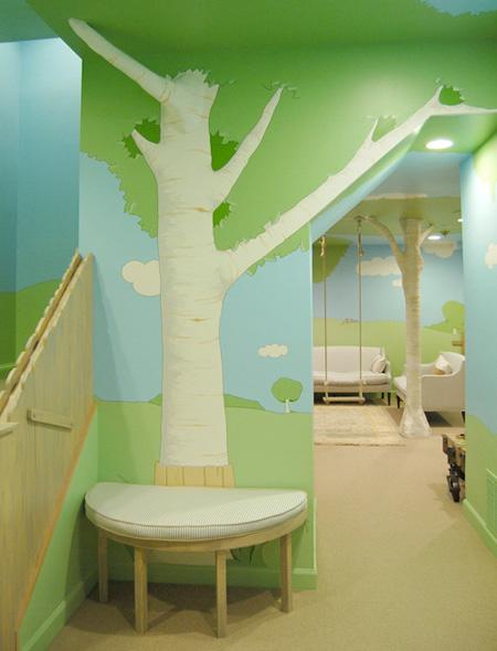 tree house designed by KidTropolis