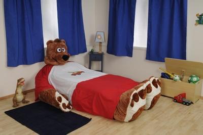 Incredibeds Bears childrens bed design