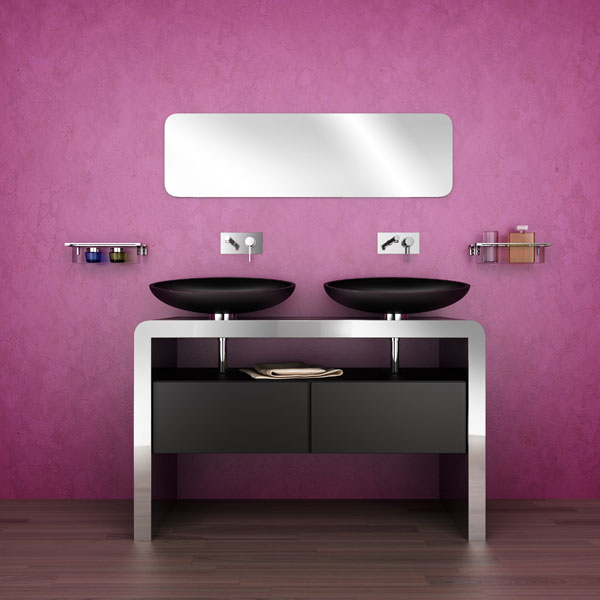 Sleek and Stylish Bathrooms by Componendo
