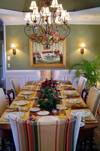 Chandeliers for Dining room lighting