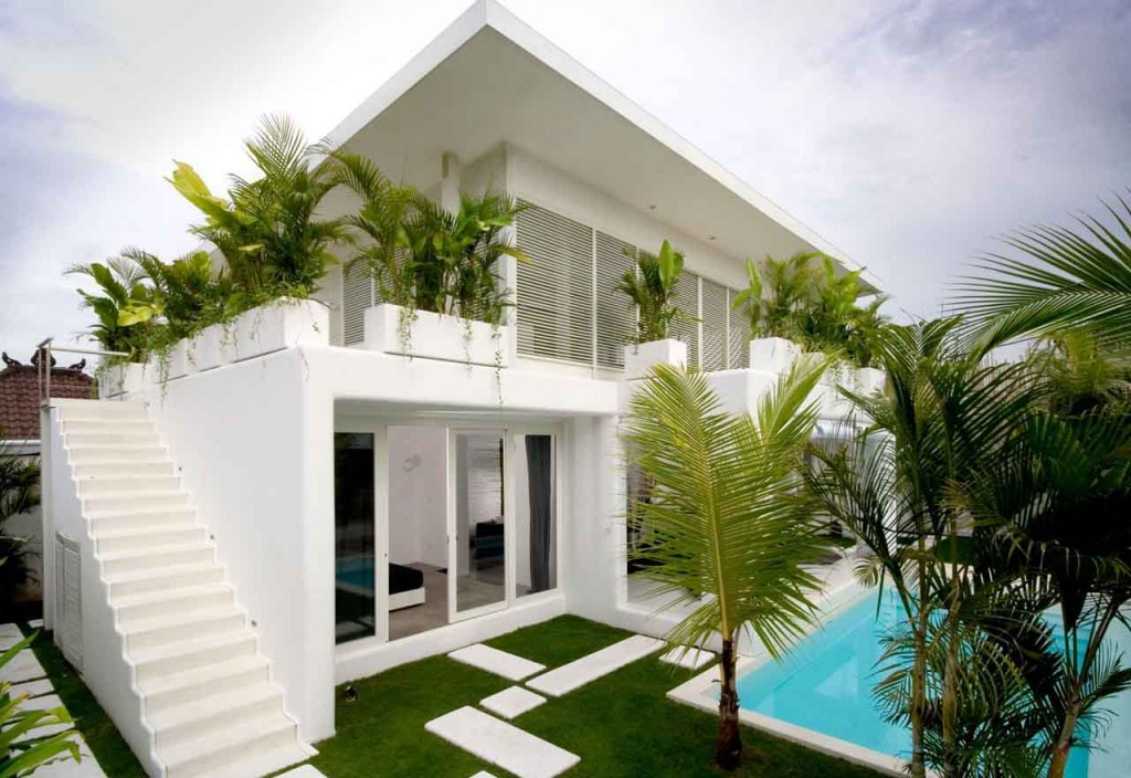 Contemporary Lovelli Residence in Bali by World of Mouth