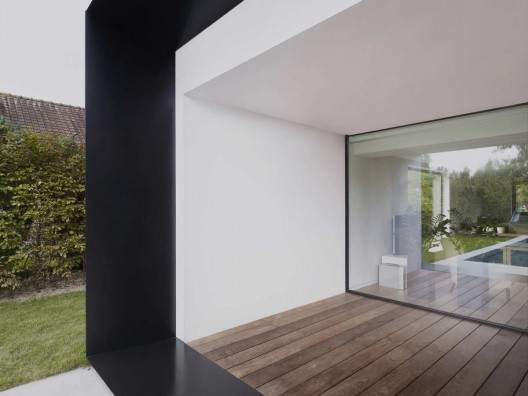 Contemporary House DS by GRAUX & BAEYENS Architecten interior