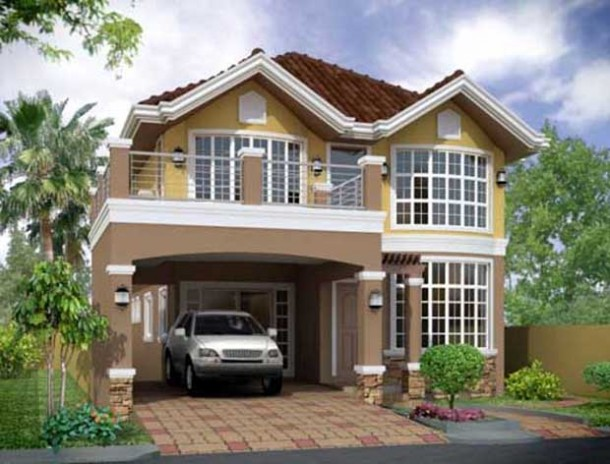 Front Home Design 5 marla beatiful house front design in pakistan | architect