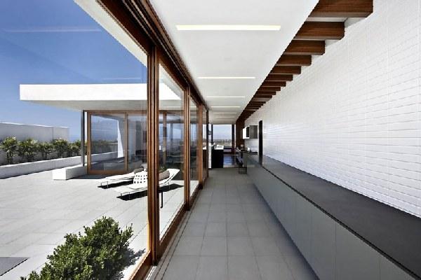 Harborview Hills California Modular Glass Wall