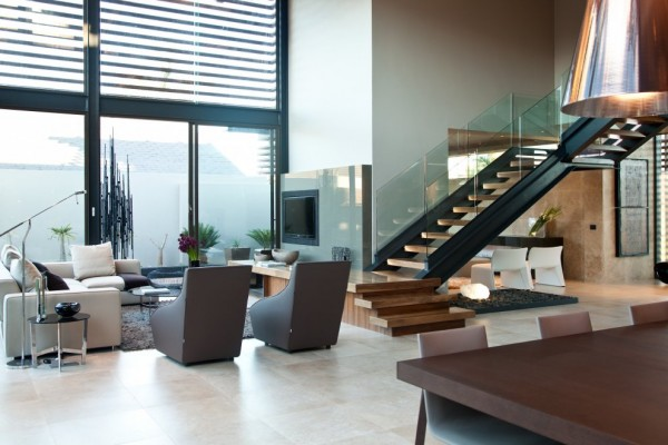 Interior Furniture Decoration - Architecture Design Aboobaker House in Limpopo
