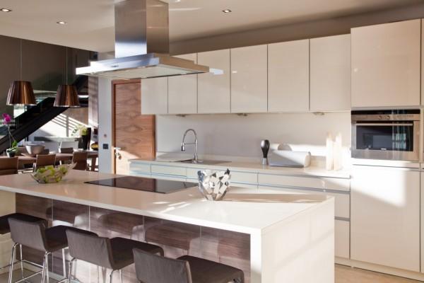 Interior Kitchen Design Ideas - Architecture Design Aboobaker House in Limpopo