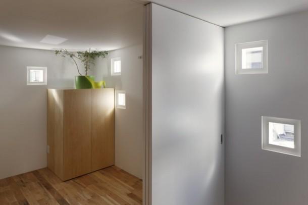 Interior Room Room House by Takeshi Hosaka Architects