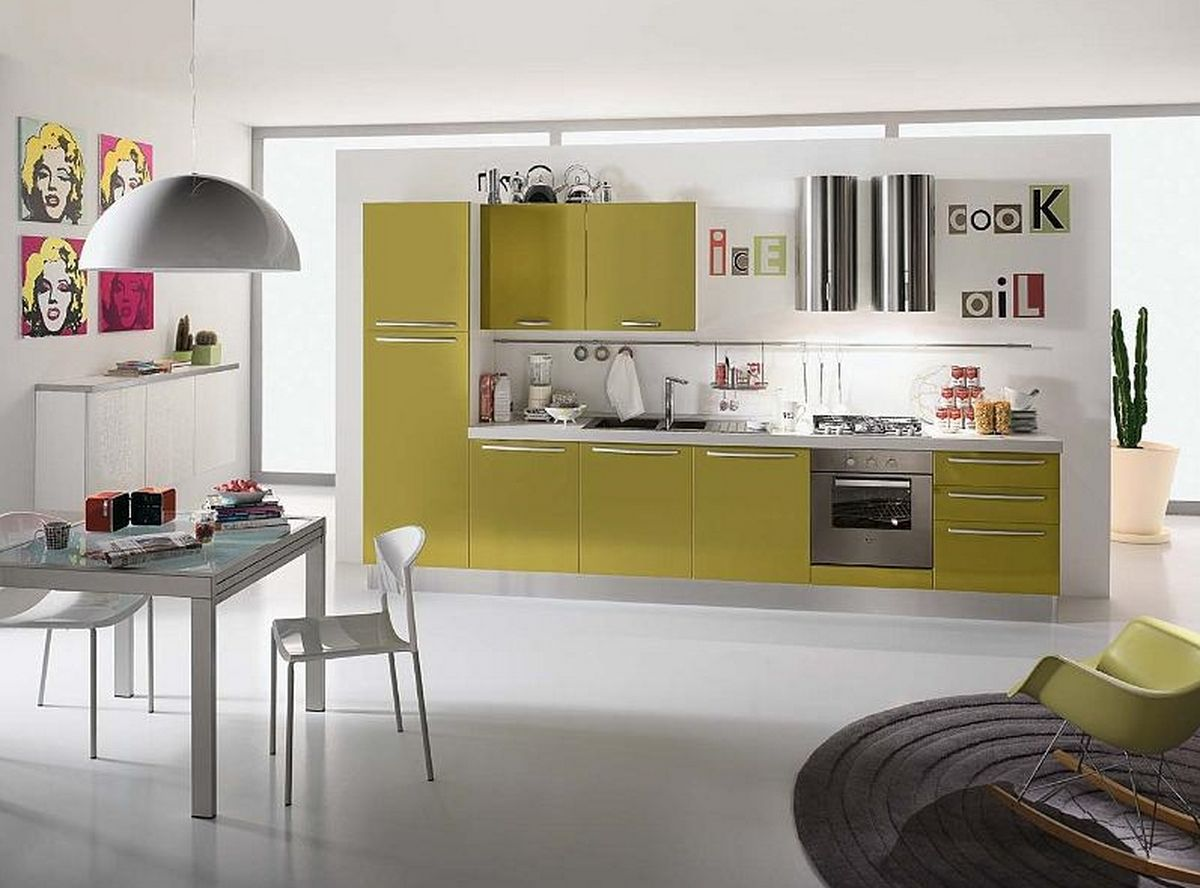 Kitchen Modeling Luxurious And Modern Kitchen Design Ideas By Pedini 3d