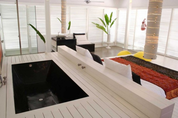 Luxury  Bathroom Design at Lovelli Residence in Bali