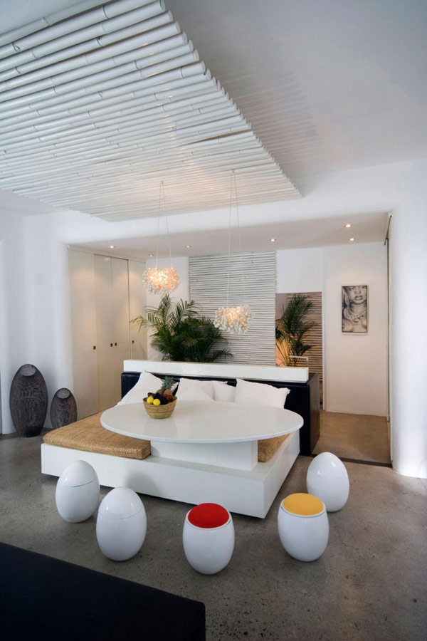 Luxury  Interior Design at Lovelli Residence in Bali