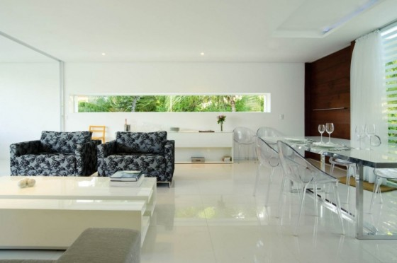 Luxury interior House Carqueija Brazil