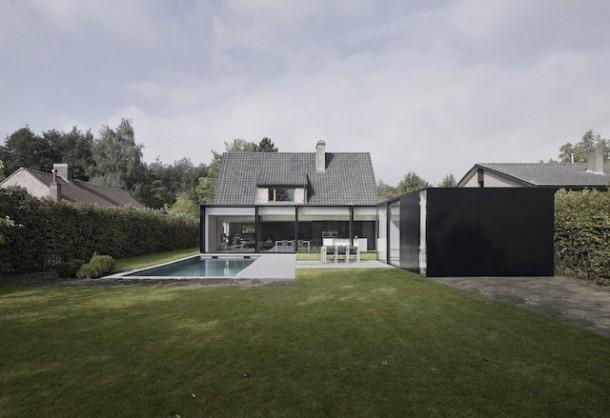 Graux-Bayens - Destelbergen House