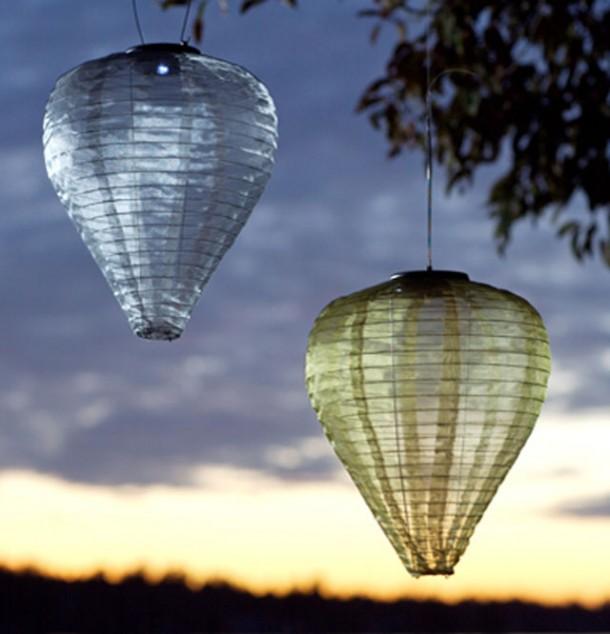 Silkeff Tear Solar Lantern