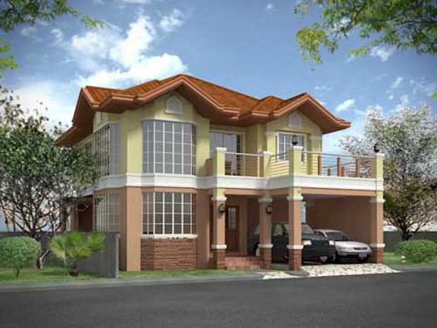 Super Beautiful Collection Of 3D House Designs By Architect Ronald Largest Home Design Picture Inspirations Pitcheantrous