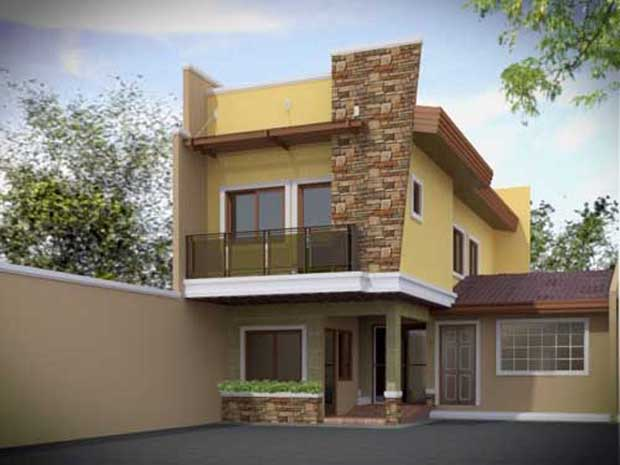 Beautiful Collection of 3D House Designs by Architect Ronald Calling ...