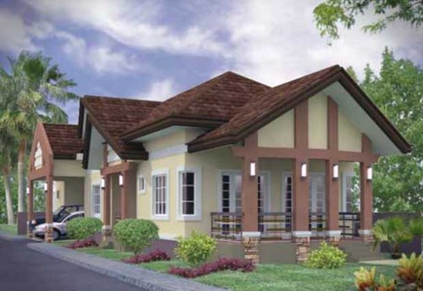 Pics for 3d simple houses for Simple but beautiful house plans