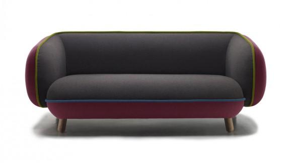 Snoopy Sofa Design by Iskos-Berlin