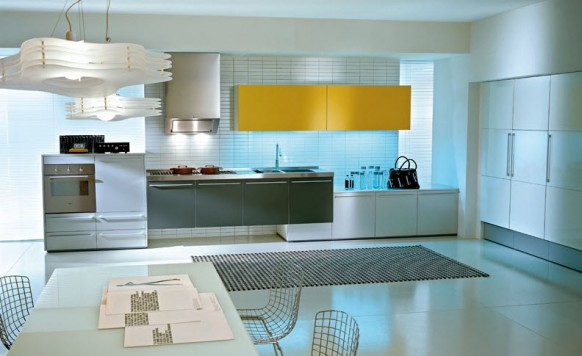 Innovative and Modern Luxury Modular Kitchen Design Concepts