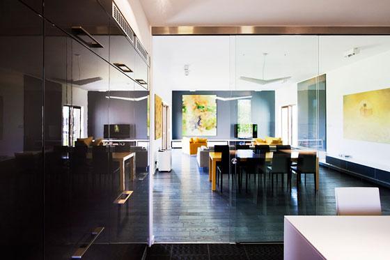 Villa Architects Polla Bauer and Andras Onodi