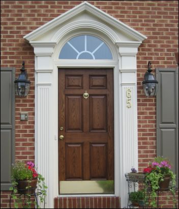Entrance door designs for houses