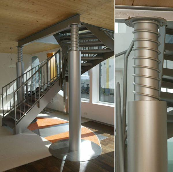 Voglreiter Auto Residence Interior Design