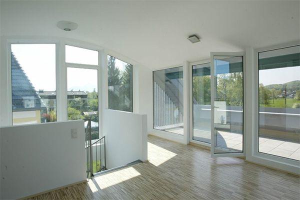 Auto house designed by Markus Voglreiter