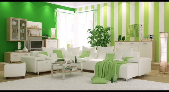 ollection of Beautiful 3D Interior Design Model for Inspiration ... - ^