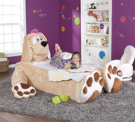 dogs bed design for kids by Incredibed