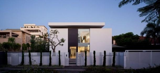 modern house design Pitsou Kedem