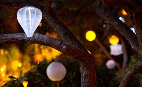 solar soji lantern shoji