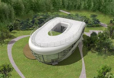 Toilet house In South Korea